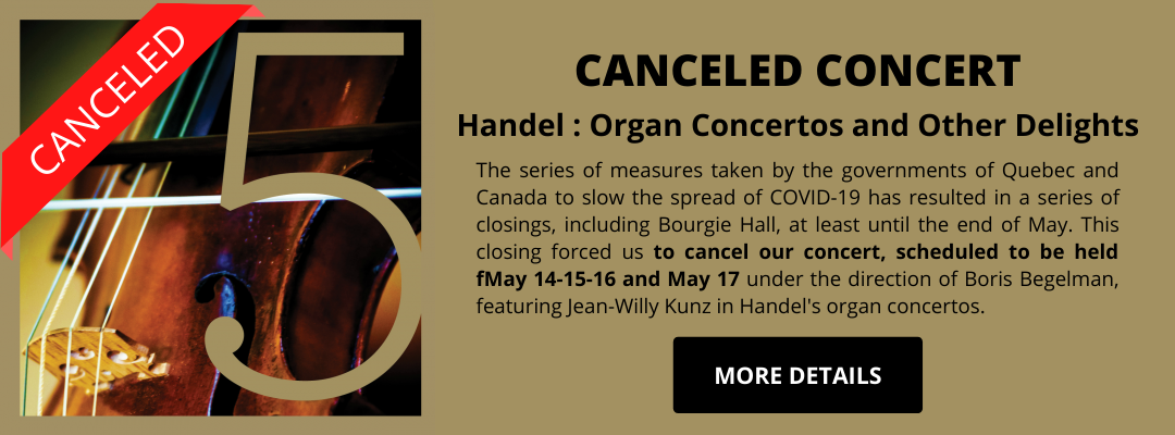 Canceled concert