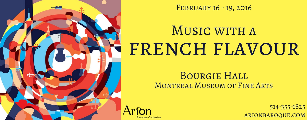 Music With a French Flavor | Arion Baroque Orchestra