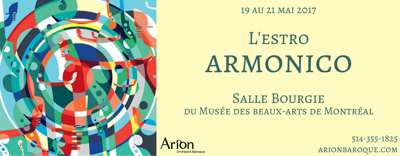 L'Estro Armonico | Arion Orchestre Baroque