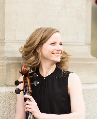 Andrea Stewart - violoncelle