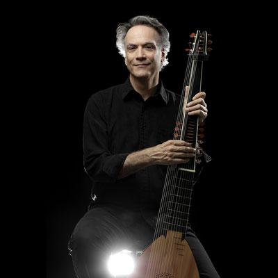 Sylvain Bergeron + luthiste