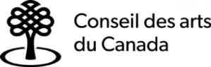 Logo Partenaire Conseils des arts du Canada