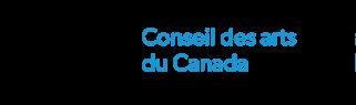 Conseil des arts du Canada logo