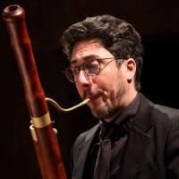 François Viault + bassoonist